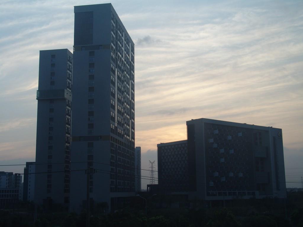 Ningo university campus-1